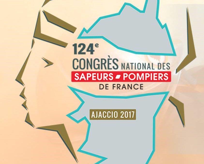 SMMI présente au 124ème congrès national de sapeurs pompiers