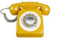 Nouvelles coordonnées téléphoniques