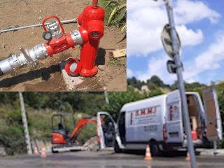 contrôle métrologique des hydrants