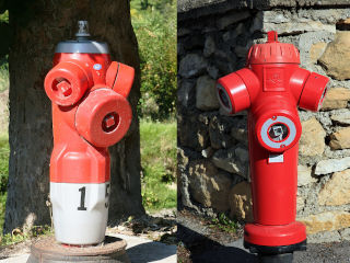 mise en conformité des hydrants